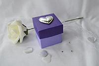 Image of Two Tone Box (Dark Top) favour.